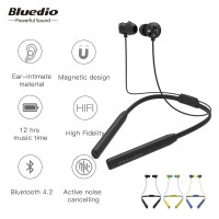 Bluedio New TN Active Noise Cancelling Sports Bluetooth Earphone