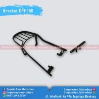 Bracket Box Motor Honda CRF 150 L tipe monorack statis bukan kucay