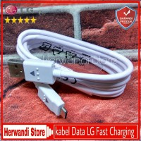 KABEL DATA MICRO USB LG OPTIMUS NEXUS G2 G3 G4 ORI 100% FAST CHARGING