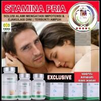PAKET STRONG MAN TIENS SUPER|STAMINA&VITALITAS PRIA|3CAL+1MNCRD+2ZINC