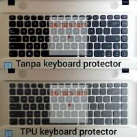 TPU Keyboard Protector Asus X441 X442 X441U A442U X441N A442UB X441UV