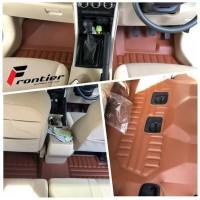 Karpet mangkok mobil 5d frontier Classic Xpander Cross Full Bagasi