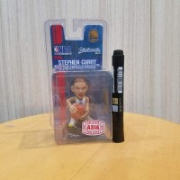 mainan action figure goldenstate warriors nba series stephen curry col