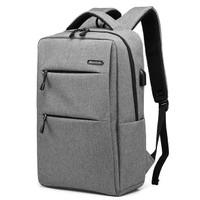 NavyClub Tas Laptop Anti air Waterproof - USB PORT - HFFE Up To 15inch