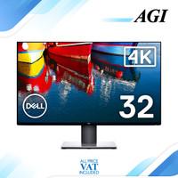 Monitor LED Dell U3219Q 32 IPS 4K HDR10 HDMI DP USB-C