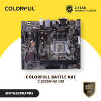 Colorful Battle AXE C.B250M-HD V20 Motherboard / Mainboard / Mobo