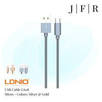 LDNIO Micro USB Charging Cable Mikro Kabel Data Android LS08