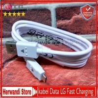 Kabel Data Usb LG K9 K9 Dual X Power Original 100% Fast Charging