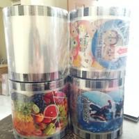 PLASTIK CUP SEALER /TUTUP GELAS PLATIK ROLL SEALER /LID SEALER