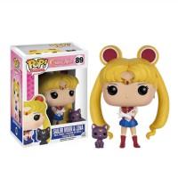 Funko Pop Mainan Action Figure Karakter Anime Sailor Moon Bahan Vinyl