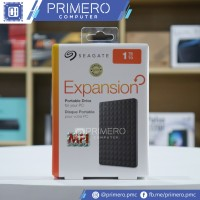 Seagate Expansion 1TB Hard Disk External HDD Portable 2.5