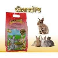 makanan kelinci 1 kg merk hams bunny rabbit no oxbow no briter bunny