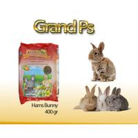 makanan kelinci merk hams bunny 400 gr no oxbow no briter bunny no nov