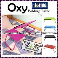 OXY - MEJA LIPAT BELAJAR ANAK / MEJA LAPTOP / FOLDING TABLE INFORMA