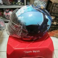 Helm Anak Junior Kulit