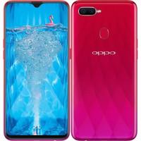 HANDPHONE BARU OPPO F9 RAM 4 GB INTERNAL 64 GB - Merah