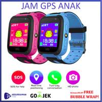 Jam Tangan Smartwatch Anak Q9 G36 GPS Tracker Kid SOS SIM Pintar