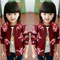 Promo - Jaket Ravika BAHAN BABYTERY PRINTING/fashion anak