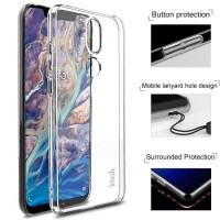 Imak Hard Case (Crystal Case II Pro) - Nokia 8.1 / Nokia X7