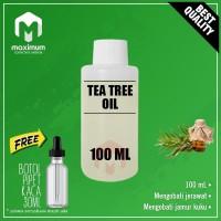 Tea Tree Oil 100ml - Cosmetic Grade