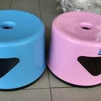 Bangku Jengkok / Kursi Bulat Pendek Lionstar G13