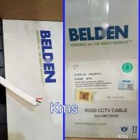 Kabel Belden CCTV Cable RG-59 perMeter