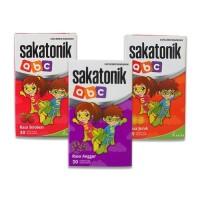 Sakatonik ABC isi 30 tablet hisap