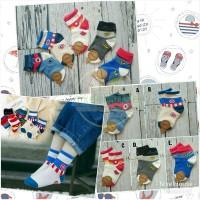 Kaos kaki anak superhero 5 pilihan motif - Kids Sock