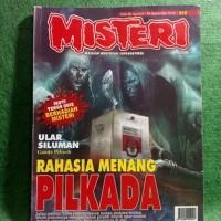 Majalah Misteri - no.610 edisi 20 Agustus-04 september 2015