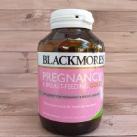 Blackmores Pregnancy & Breastfeeding 120 Kapsul Lunak BPOM Kalbe