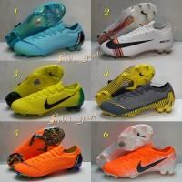 Sepatu Bola Nike Mercurial Superfly VI 360 Orange