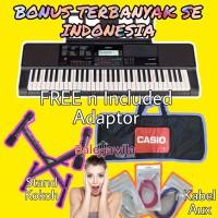 portable Keyboard CASIO CTX 700 CTX700 Touch Respons Bergaransi Resmi