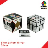 Rubik Mirror Shengshou SILVER SILVER COLOUR