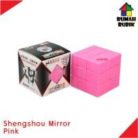 Rubik Mirror Shengshou PINK PINK COLOUR