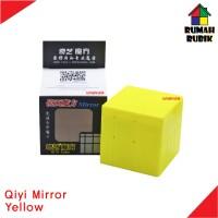 Rubik Mirror Qiyi YELLOW YELLOW COLOUR