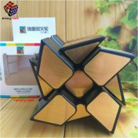 Jual Rubik Wind Mirror Moyu Gold Rubik Murah