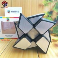 Jual Rubik Wind Mirror Silver Rubik Murah
