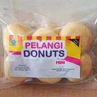 donat kentang pelangi isi coklat lumer isi 12s potato donuts
