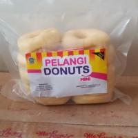 donat kentang pelangi mini isi 10s potato donuts