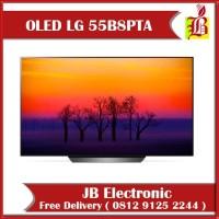 LG 55B8PTA 55 inch OLED Smart LED TV 4K HDR α7 Intelligent 55B8