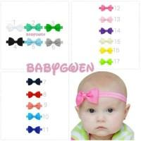 bando pita cute untuk bayi dan anak perempuan baby headband