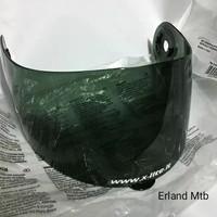 Visor Kaca Helm Helmet Nolan X-Lite N94 X701 X602 X601 Dark Green