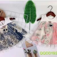 DRESS BABY GIRL 0-24 BULAN (IMPORT)