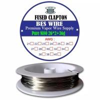 Fused Clapton NI80 26*2+36g | 1 METER