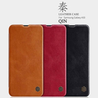 Jual Nillkin Qin Leather Flip Case Samsung Galaxy A50