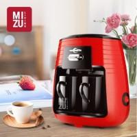 EDOOLFFE MD-235 Mesin Kopi Listrik Drip Coffee Maker with Ceramic Cups