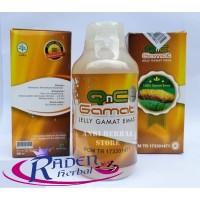 Obat Herbal Paru-Paru Basah Untuk Semua Umur QnC Jelly Gamat Ampuh