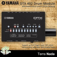 Module Drum Elektrik Yamaha DTX402 / DTX 402 (penerus DTX400 / 400)