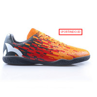 Sepatu Futsal Ortuseight Blizzard IN Tangerine Grey ORIGINAL 11020007