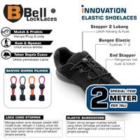 Tali sepatu Bell Lock lace 2 meter spesial item